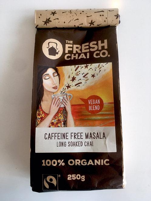The Fresh Chai Co. - Caffeine Free Masala Long Soaked Chai 250g