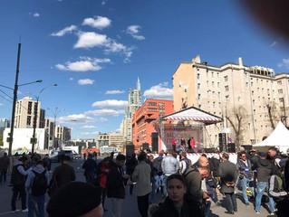 Митинг против реновации