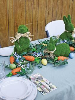 Egg-cellent Easter Dinner by Jerree Fitz