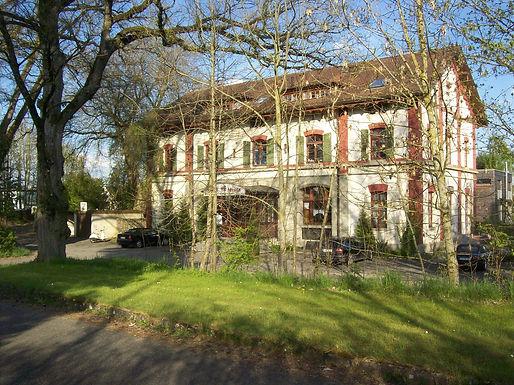 Historisches Bahnhofsgebäude im Raum Sigmaringen -verkauft-