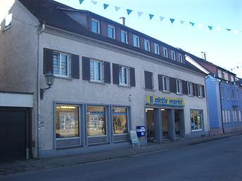 Geschäfts- und Wohngebäude in Kißlegg -verkauft-