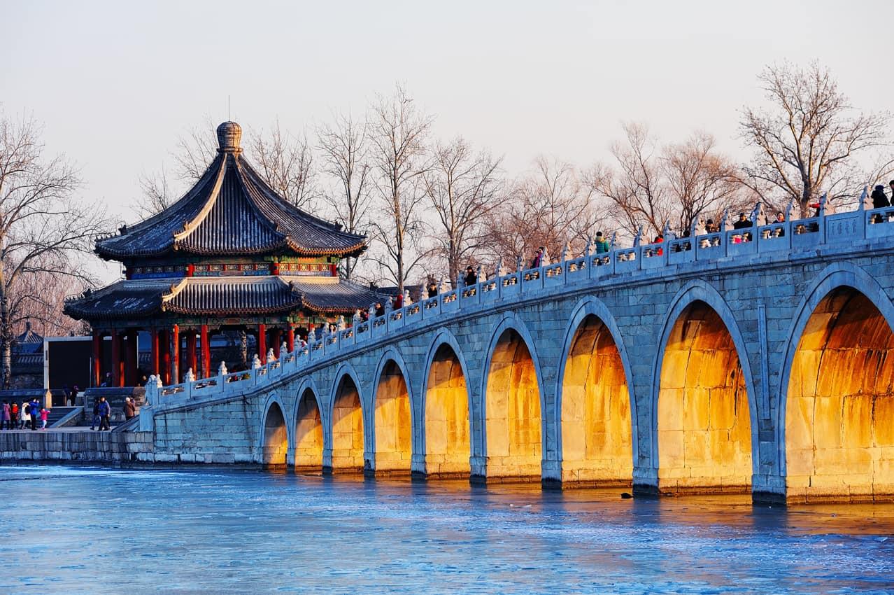 Palácio_Verão_Yiheyuan_Kunming_Lake_Pequ