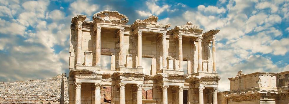 Atração turística, Éfeso, Turquia Turism