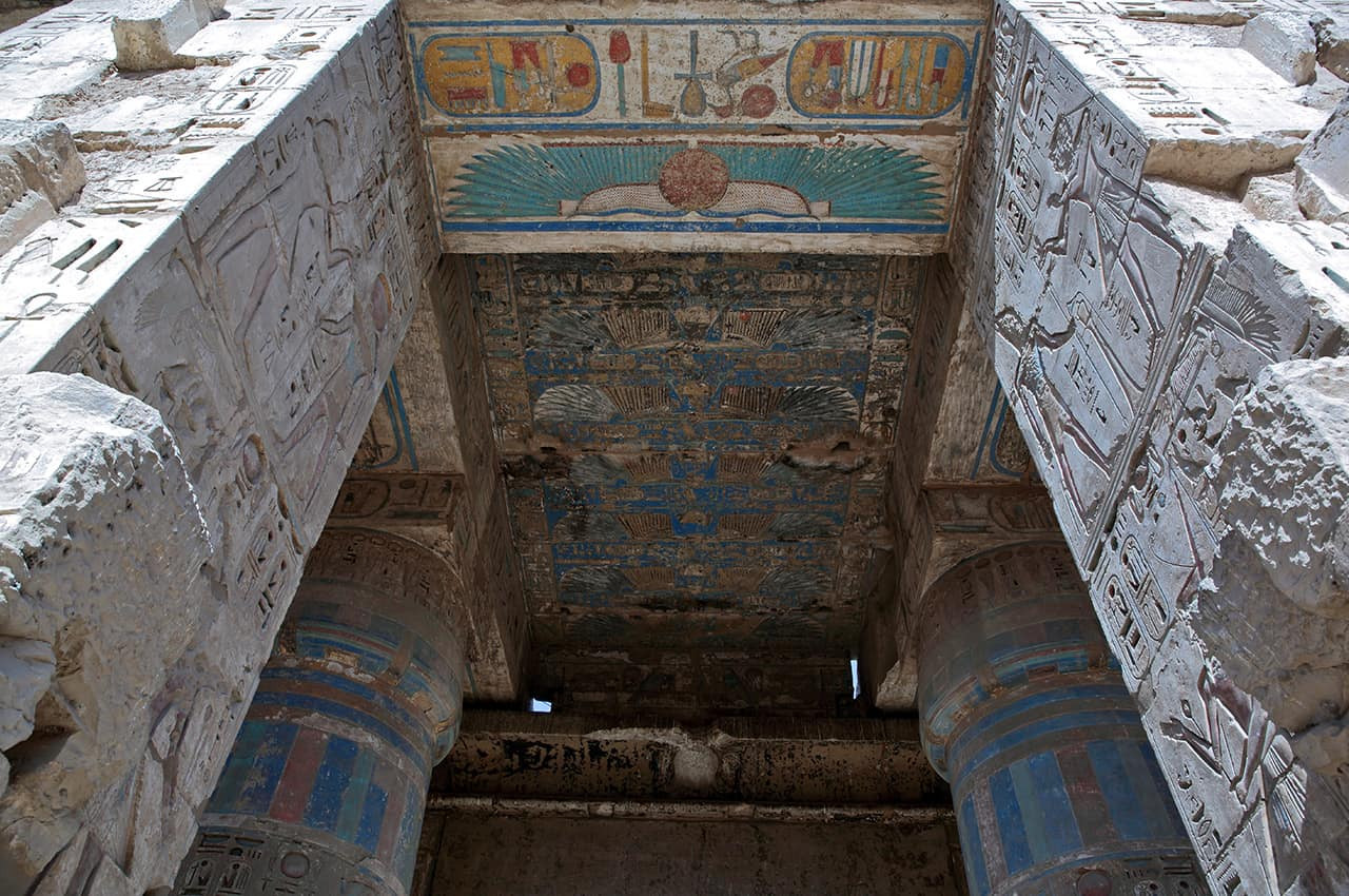 Entrada do Templo Habu, Luxor..jpg