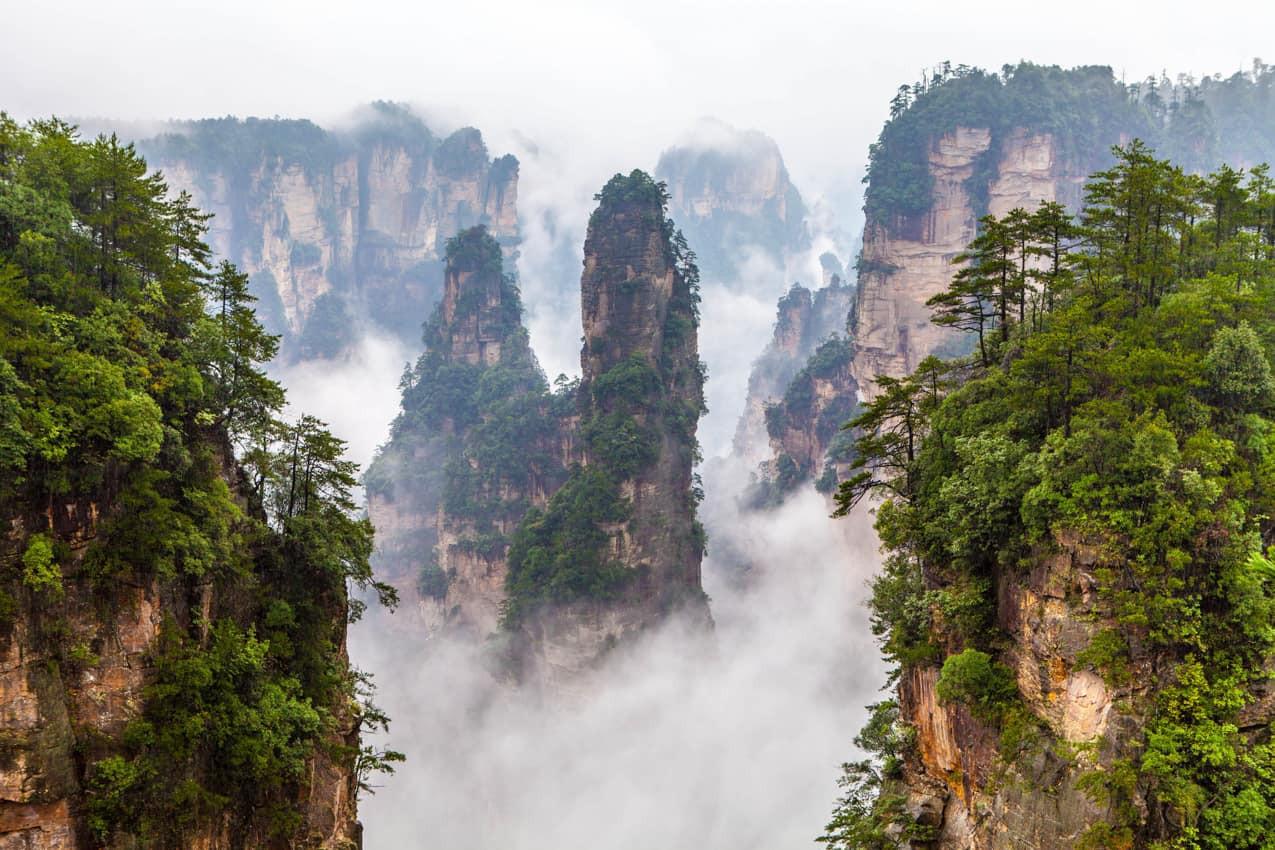 Parque Nacional Zhangjiajie China.jpg