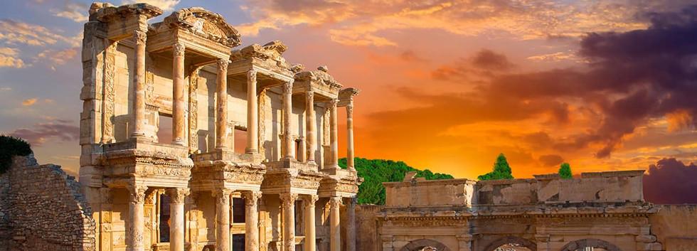 Biblioteca Celsius - Ephesus, Turquia..j