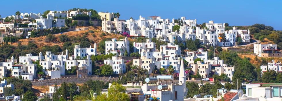 Arquitetura Aegean, Bodrum, Turquia.jpg