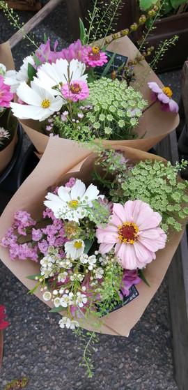 Bouquet du marché § Fleurs Vagabondes