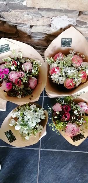 Bouquet en ligne Fête des Mères 2020