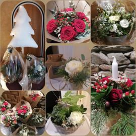 Noël 2020 § Fleurs Vagabondes