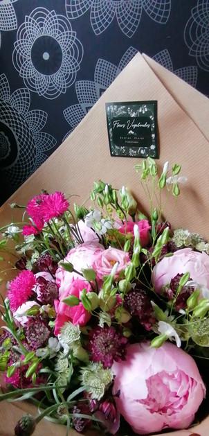 Bouquet Fête des Mères § Fleurs Vagabond