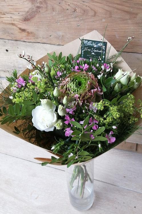 Bouquet champêtre coloré ~ 3 tailles