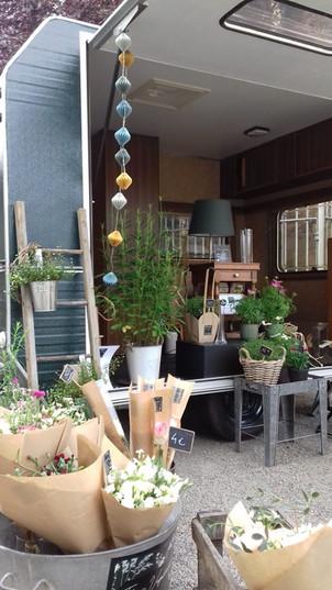 Boutique Ephémère Fleurs Vagabondes