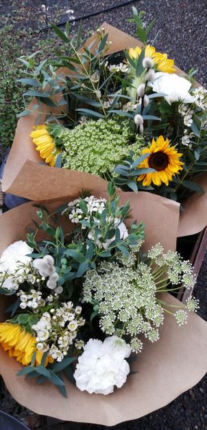Bouquet Marché § Fleurs Vagabondes
