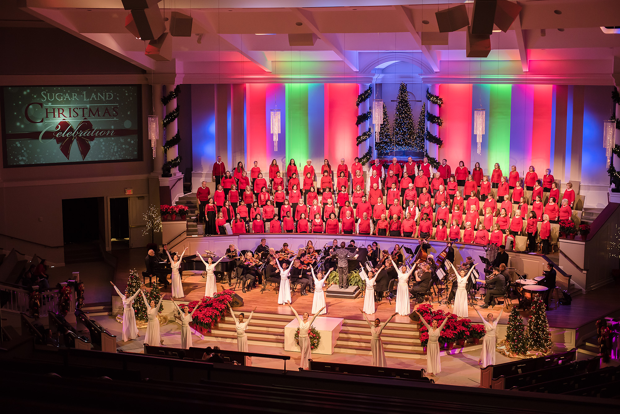 Sugar Land Christmas Celebration