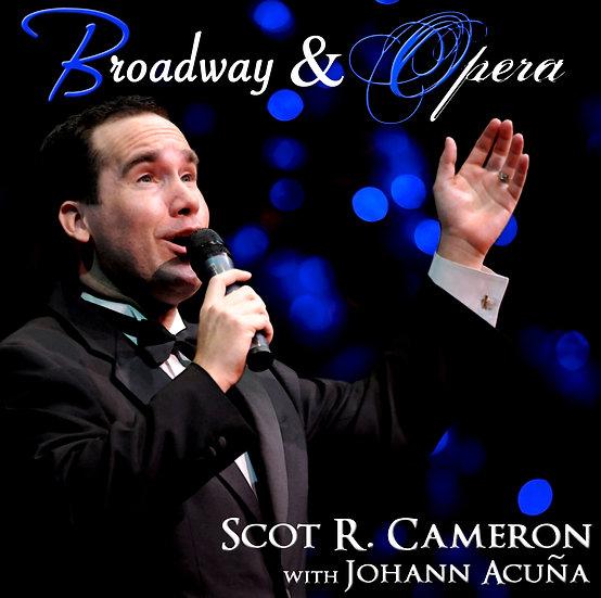 Broadway & Opera CD
