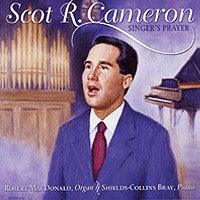 Singer's Prayer CD