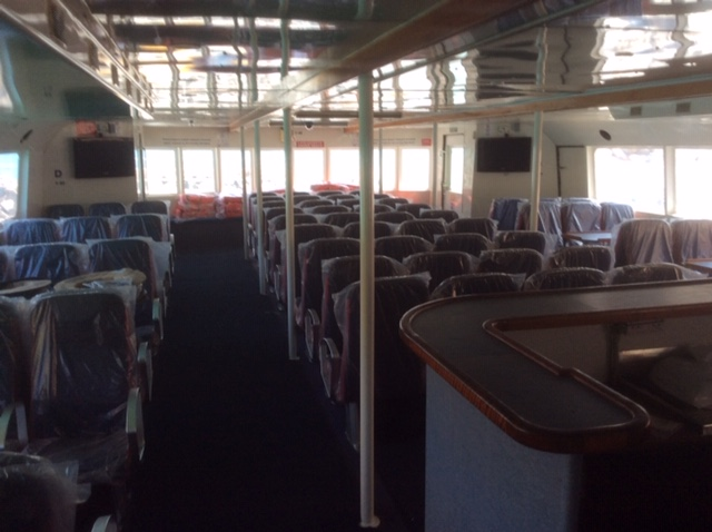 Sea Express 1 Seating