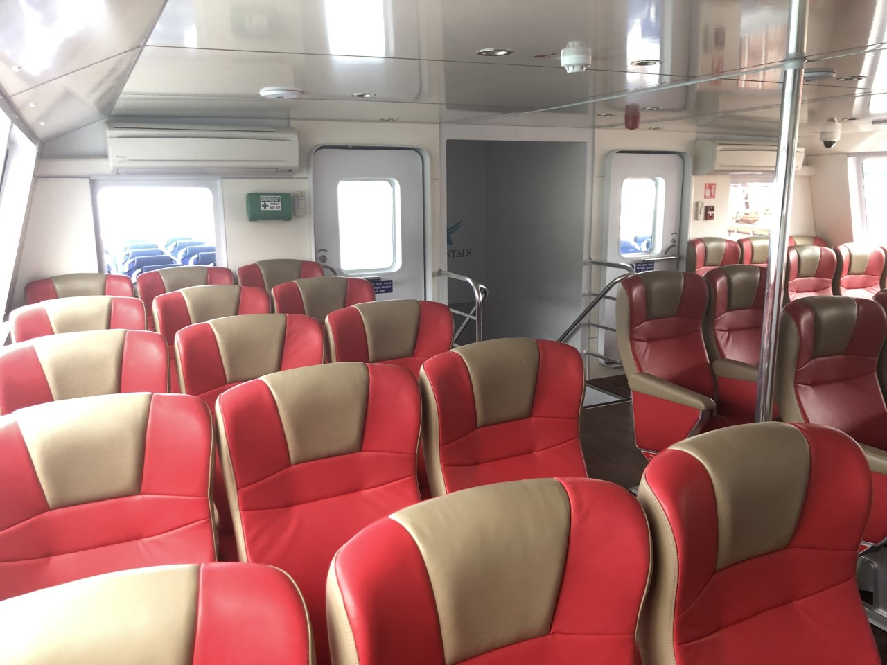 Sea Express II VIP Seating