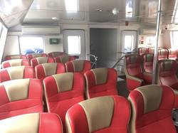 Sea Express II VIP Seating