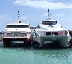Sea Express 1 & II
