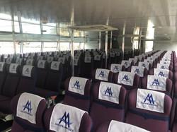 Sea Express II Seating