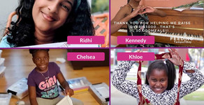 These girl heroes are making a difference during a global pandemic