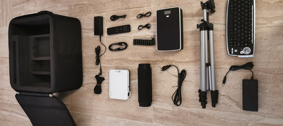 DCS Kit Items