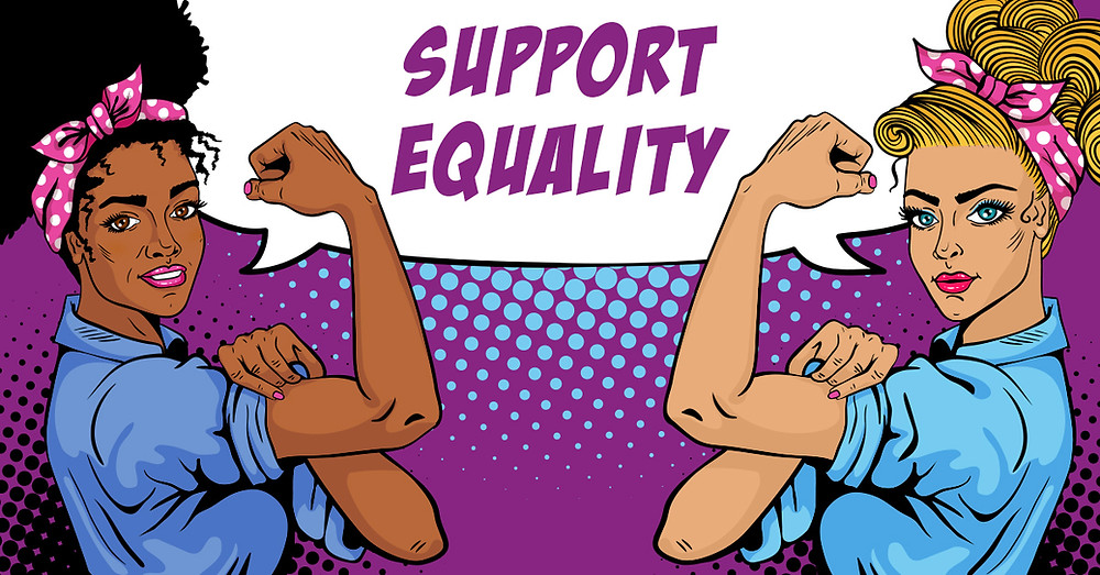 Support Women's Equality
