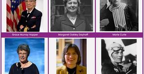Six Women Who Changed History