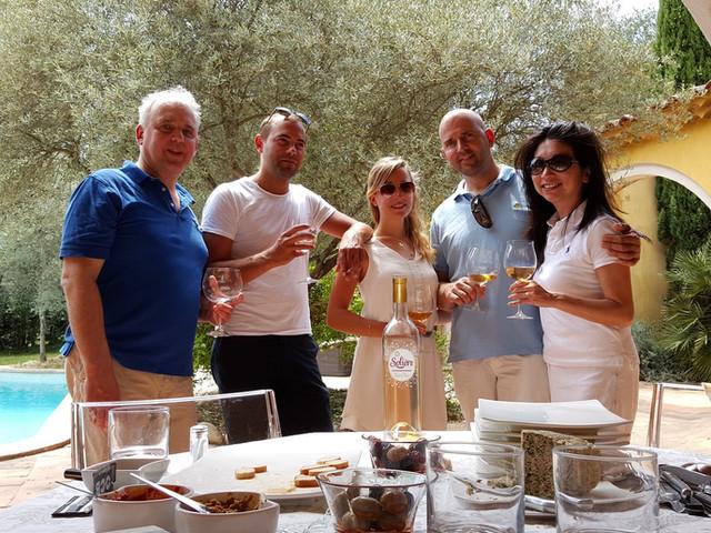 Provençal afternoon