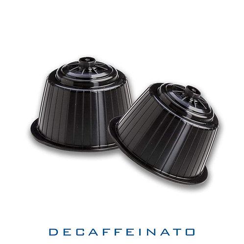 16 capsule compatibili DOLCE GUSTO® miscela DECAFFEINATO