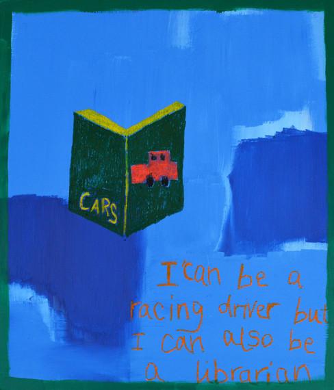 Book Vs. Car