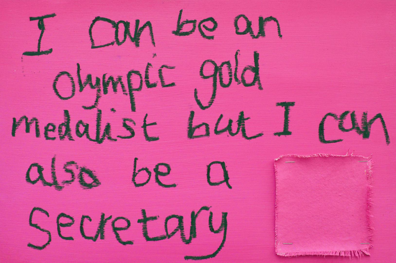 Olympic Vs. Secretary