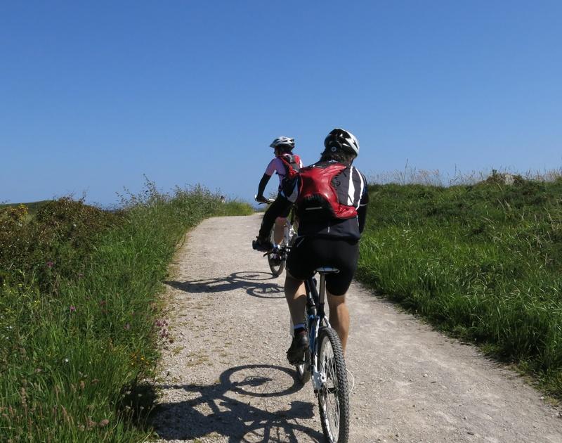 Camino Norte en bici