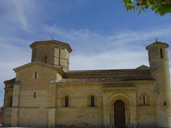 Iglesia SanMartín, Frómista