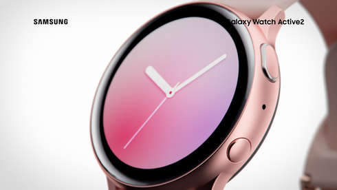 SAMSUNG Holiday Campaign Watch Active 2