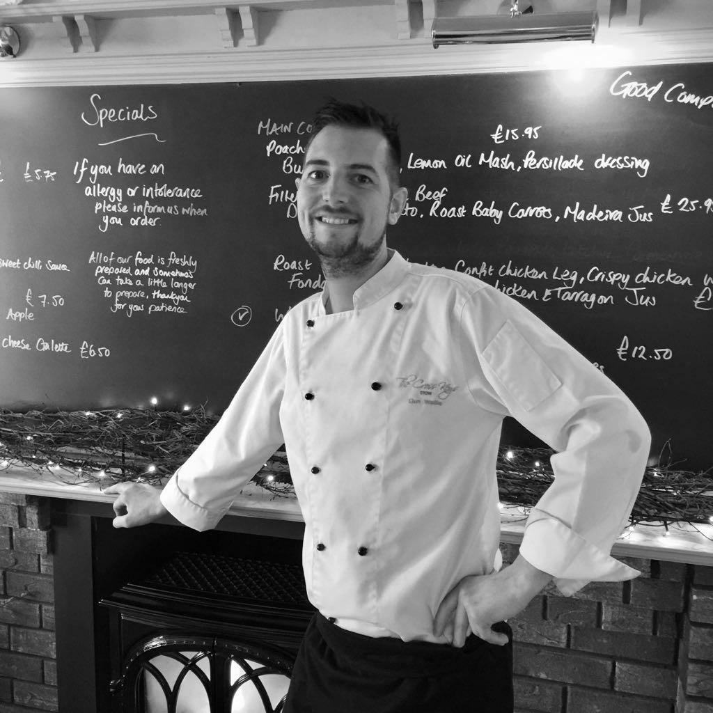 Executive Director Chef Cross Keys