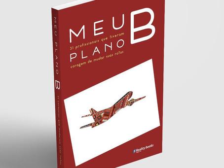Autores de Meu plano B começam a pré-venda da mais nova coletânea da Reality books