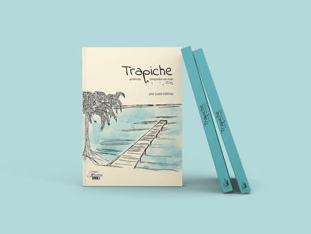 Trapiche - Poemas lançados ao mar é novo título da Fantasy books