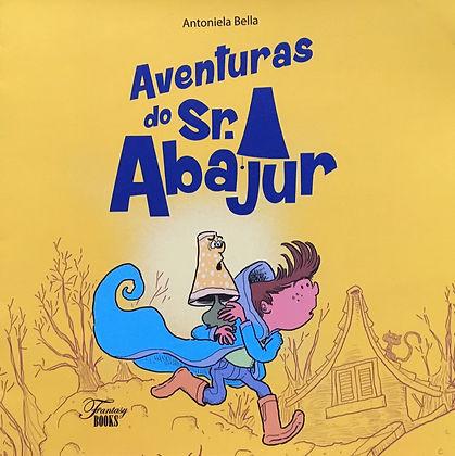 Aventuras do Sr Abajur.JPG