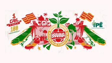 Brahma | Alegria no Pé, Floresta de Pé