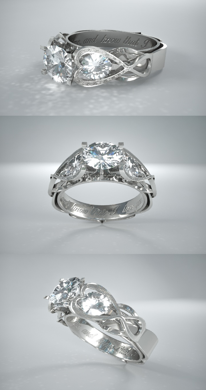 Engagement Ring Design