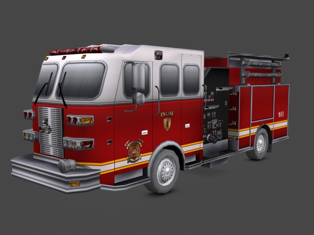 V.I.C.E. Fire Truck