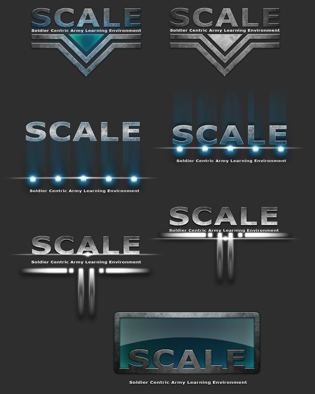S.C.A.L.E. logo slick