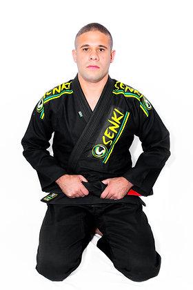 Kimono Preto Senki Brasil