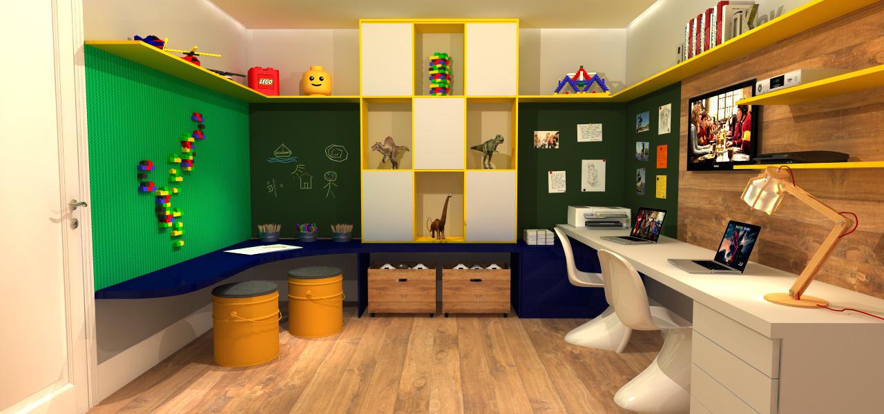 Maquete 3D RJ, Maquete 3D SP