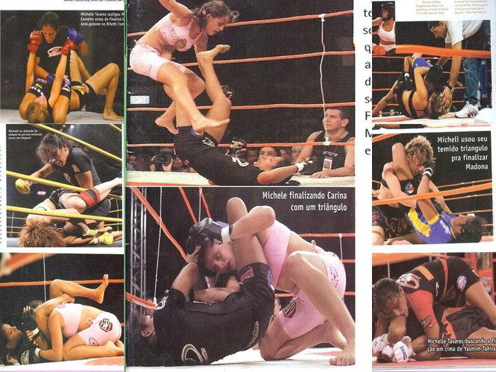 Michelle Tavares - MMA NEWS