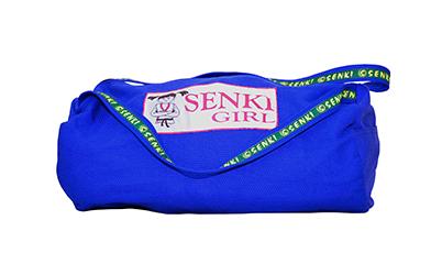 Bolsa Senki Active Girl Azul