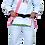 Thumbnail: Kimono Senki Girl Alvejado Gola Rosa